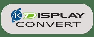 K-Dsiplay Convert button