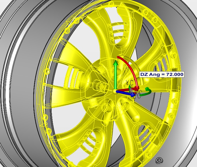 KeyCreator 3D CAD/CAM solids surface design