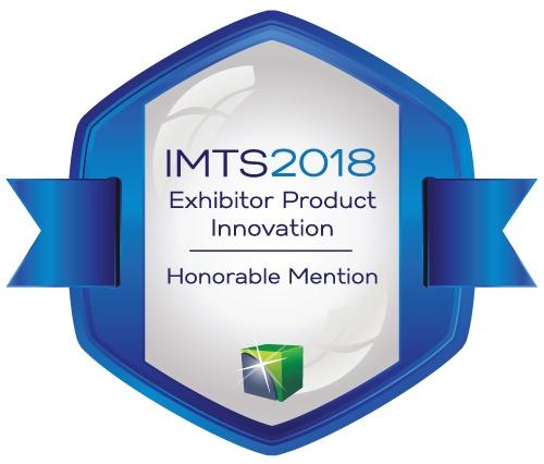 IMTS 2018 Innovation Award Winner