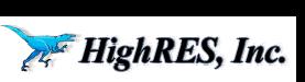 HighRES logo