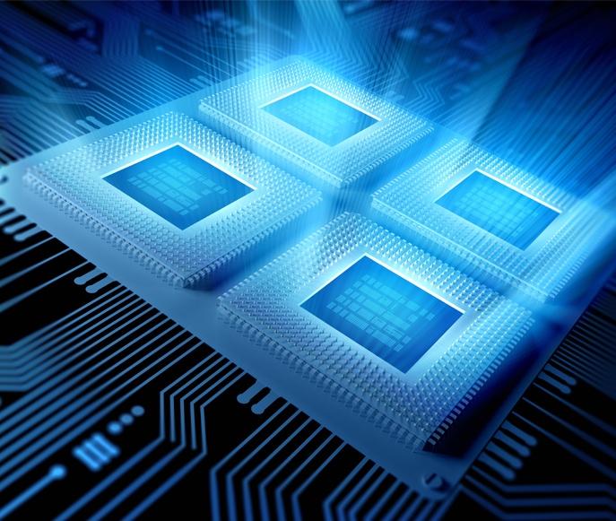 Mutex-free multi-processor multi-threaded framework kernel