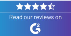 Link to G2 Customer Reviews