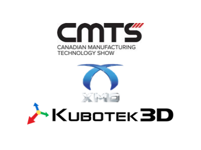 Kubotek3D Heads to Ontario for Canadian Manufacturing Technology Show