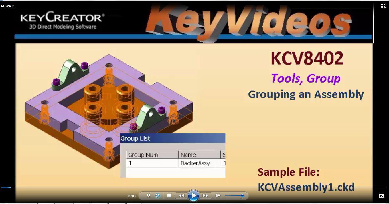 #TechTipTuesday: Grouping an Assembly