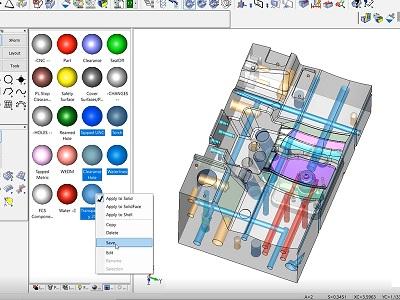 KeyCreator Pro 2021 - Materials Tab Enhancement