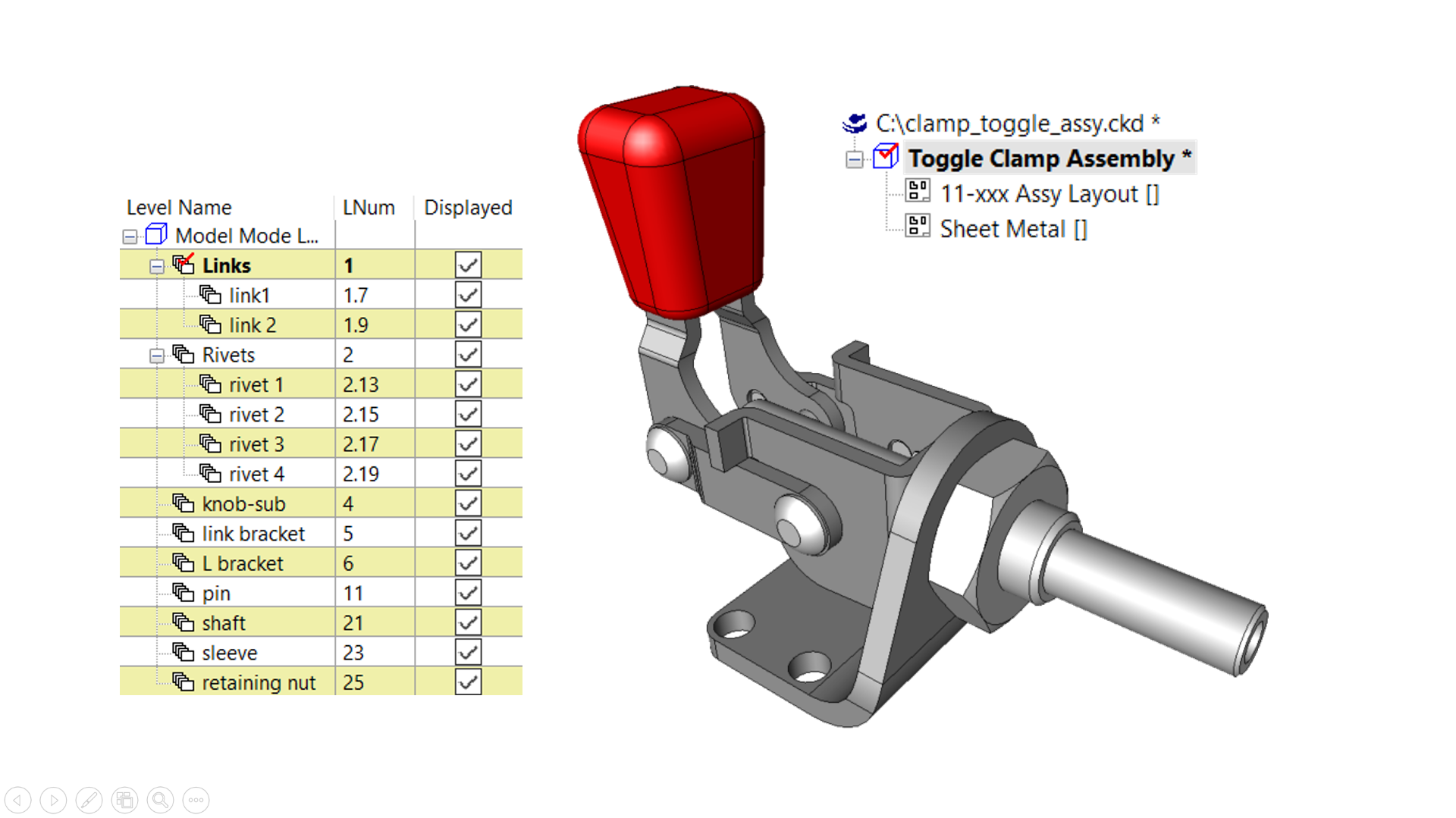 KeyCreator CAD CKD Format Revealed – More Flexible Than You May Think