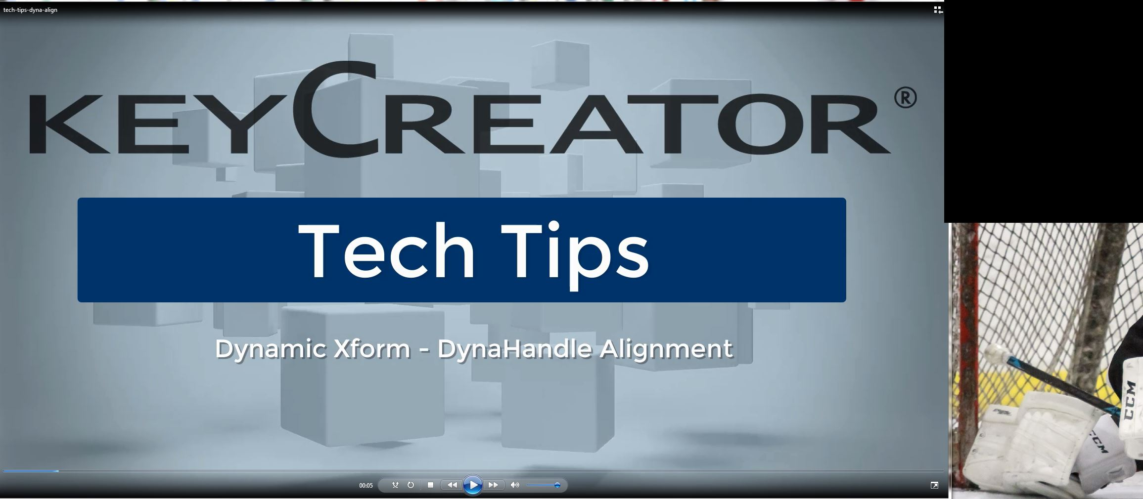 #TechTipTuesday-- Dynamic XForm - DynaHandle Alignment